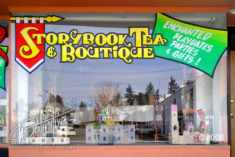 Window Splash, Window Painting, Window Art, Window Advertising, Hand Lettering, Hand Painted, Storefront Lettering
